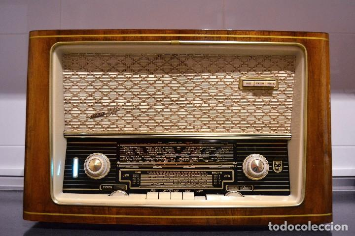 Radio antigua philips 12 meses de garantia ti comprar radios de v lvulas en todocoleccion - Fotos radios antiguas ...