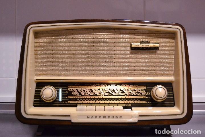 Radio antigua nordmende elektra 12 meses de ga comprar radios de v lvulas en todocoleccion - Fotos radios antiguas ...