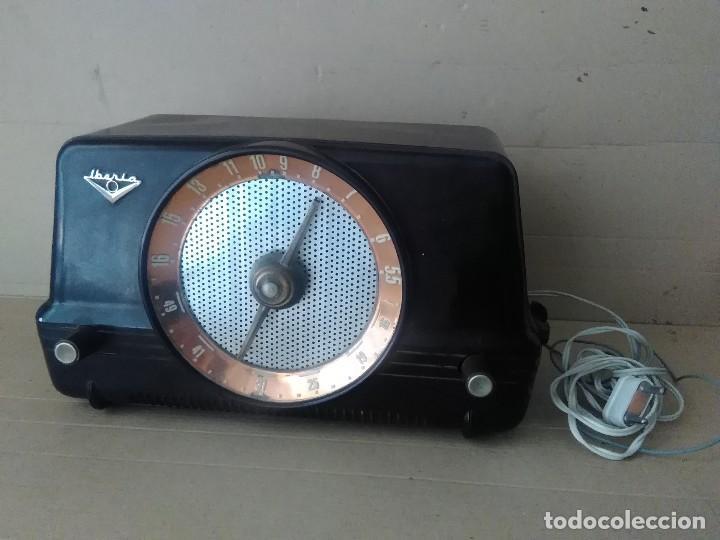 RADIO IBERIA S A B =26 MODELO I C 5 30X15X15 (Radios, Gramófonos, Grabadoras y Otros - Radios de Válvulas)