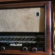 Radios de válvulas: RADIO VALVULAS THOMSON DUCRUETET.-FUNCIONANDO. Lote 127957115