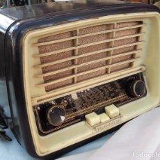 Radios de válvulas: RADIO DE VÁLVULAS ANTIGUA. MARCA TELEFUNKEN PANCHITO. PRECIOSO OBJETO AÑOS 60-70. Lote 128164623