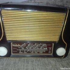 Radios de válvulas: RADIO INVICTA MOD 5207 NO PROBADA.. Lote 128523636