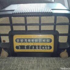 Radios de válvulas: RADIO ANTIGUA DE VALVULAS GENERAL ELECTRIC U.S.A SIN PROBAR. Lote 128621536