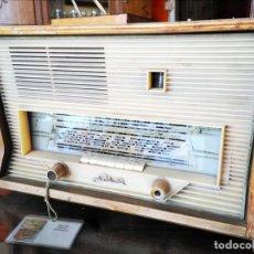 Radios de válvulas: RADIO SNR EN FUNCIONAMIENTO. Lote 54470842