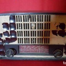 Radios de válvulas: RADIO PHILIPS DE PEQUEÑO TAMAÑO PARA RESTAURAR. . Lote 129015635