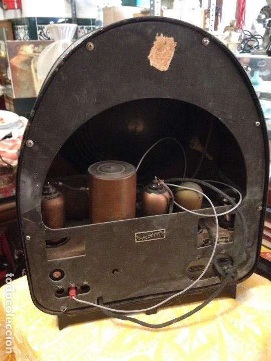 Radios de válvulas: Philips Superinductancia - principios de los 30 - Foto 4 - 108787847