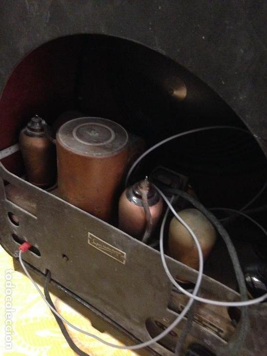 Radios de válvulas: Philips Superinductancia - principios de los 30 - Foto 5 - 108787847
