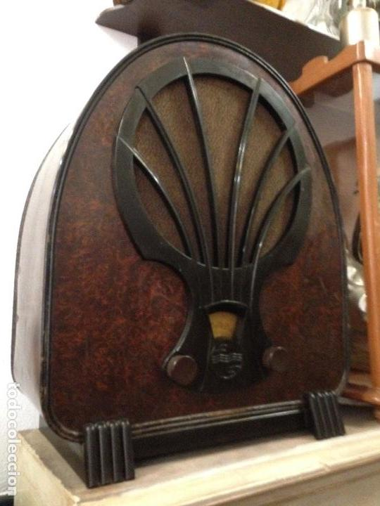 Radios de válvulas: Philips Superinductancia - principios de los 30 - Foto 6 - 108787847