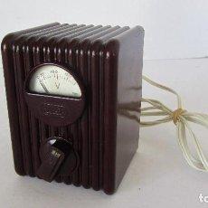 Radios à lampes: REDUCTOR - ELEVADOR DE VAQUELITA ANALDO. Lote 129384607