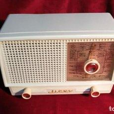 Radios de válvulas: RADIO JICKY SENSATION, EXCELENTE ESTADO Y FUNCIONAMIENTO, 1956. Lote 129503203