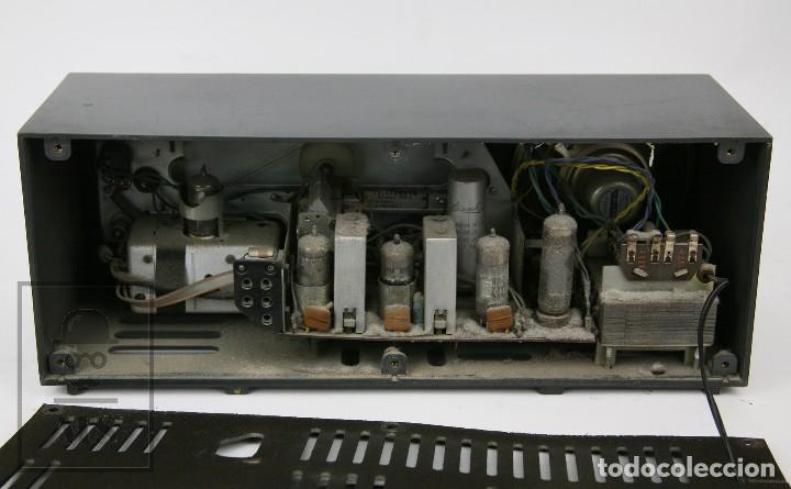 Radios de válvulas: Antigua Radio de Válvulas - Telefunken. Campanela A-2636 FM - Restauración o Piezas - Años 60 - Foto 10 - 129513751