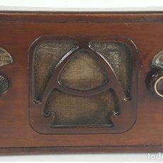 Radios de válvulas: RADIO DE VÁLVULAS. AMPLEX. LECTRO SONIC. MODELO 8129. NEW YORK. CIRCA 1930. . Lote 129576695