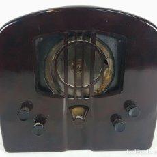 Radios de válvulas: ANTIGUA RADIO A VALVULAS PHILIPS EINDHOVEN. MODELO 938 AS. CIRCA 1930. . Lote 129582339