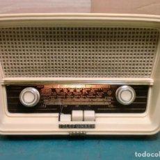 Radios de válvulas: RADIO A VALVULAS TELEFUNKEN (PANCHITO). Lote 130637838