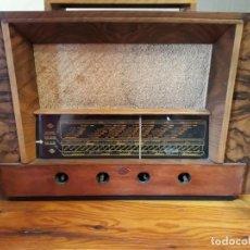 Radios de válvulas: RADIO ANTIGUA ASKAR. Lote 130680159
