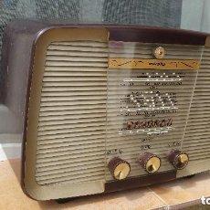 Radios de válvulas: RADIO DE VALVULAS MURPHY. Lote 131512330