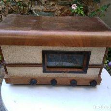Radios de válvulas: RADIO ASKAR ANTIGUA. Lote 131574038