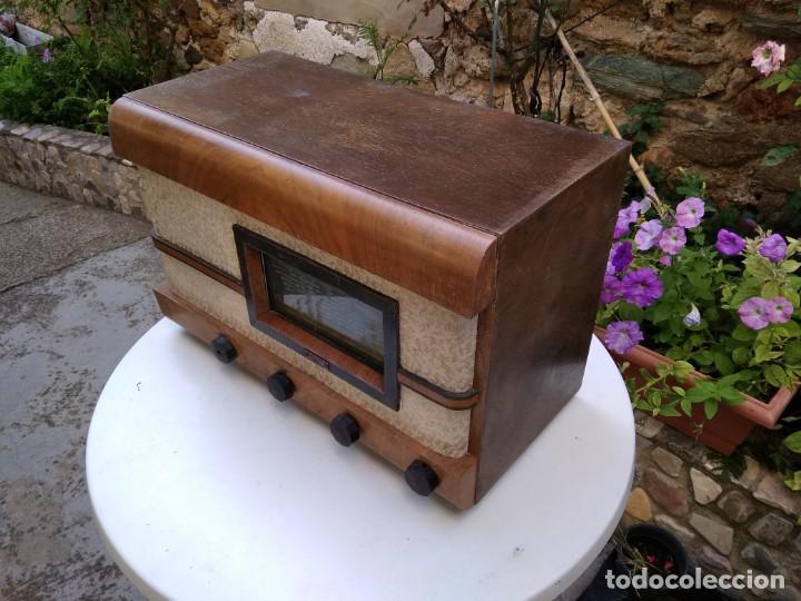 Radios de válvulas: Radio ASKAR antigua - Foto 2 - 131574038