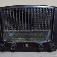 Radios de válvulas: RADIO ANTIGUO PHILIPS.. Lote 158714382