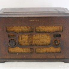 Radios de válvulas: ANTIGUA RADIO ATWATER KENT MODELO 155 AÑO 1933, HECHA EN PHILADELPHIA, U.S.A.. Lote 131957278