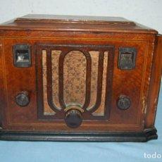 Radios de válvulas: RADIO AMERICANA. Lote 132942874
