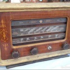 Rádios de válvulas: RADIO DE VÁLVULAS ANTIGUA. MARCA ONDA-HERTZ. AÑOS 60-70. Lote 133211566