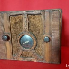 Radios de válvulas: RADIO EMERSON AMERICANA DE VÁLVULAS.. Lote 133245014