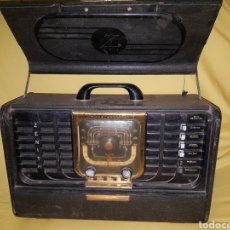 Radios de válvulas: ANTIGUA RADIO TRANS OCEANIC ZENITH. Lote 133318537