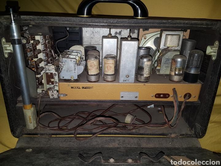 Radios de válvulas: Antigua radio trans oceanic zenith - Foto 4 - 133318537