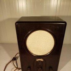 Radios de válvulas: RADIO ALEMANA (AÑOS 30-40) GOEBBELSCHNAUZE. Lote 133747630