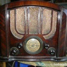 Radios de válvulas: RADIO PILOT. MODELO 125. AMERICANA. 1935. MUY BIEN CONSERVADA. Lote 134381098