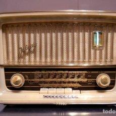 Radios de válvulas: RADIO ANTIGUA TELEFUNKEN, JUBILATE 1161. TOTALMENTE REVISADA. 12 MESES DE GARANTIA. VER VIDEO. Lote 134392582