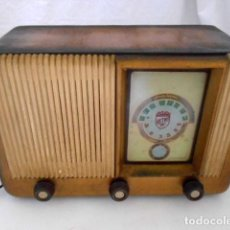 Radios de válvulas: ANTIGUA RADIO RETNY MODELO U-5. Lote 134877970