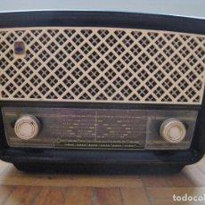 Radios de válvulas: RADIO VÁLVULAS BAKELITA ASKAR 512-U. Lote 50474478