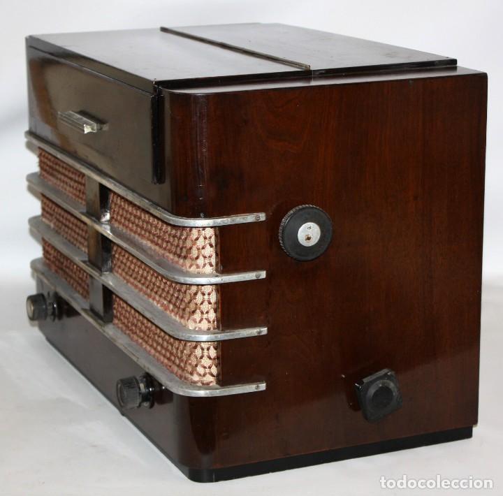 Radios de válvulas: RADIO SABA VILLINGEN (1936-37) ALEMANIA.S-442-WLK. - Foto 8 - 135385850