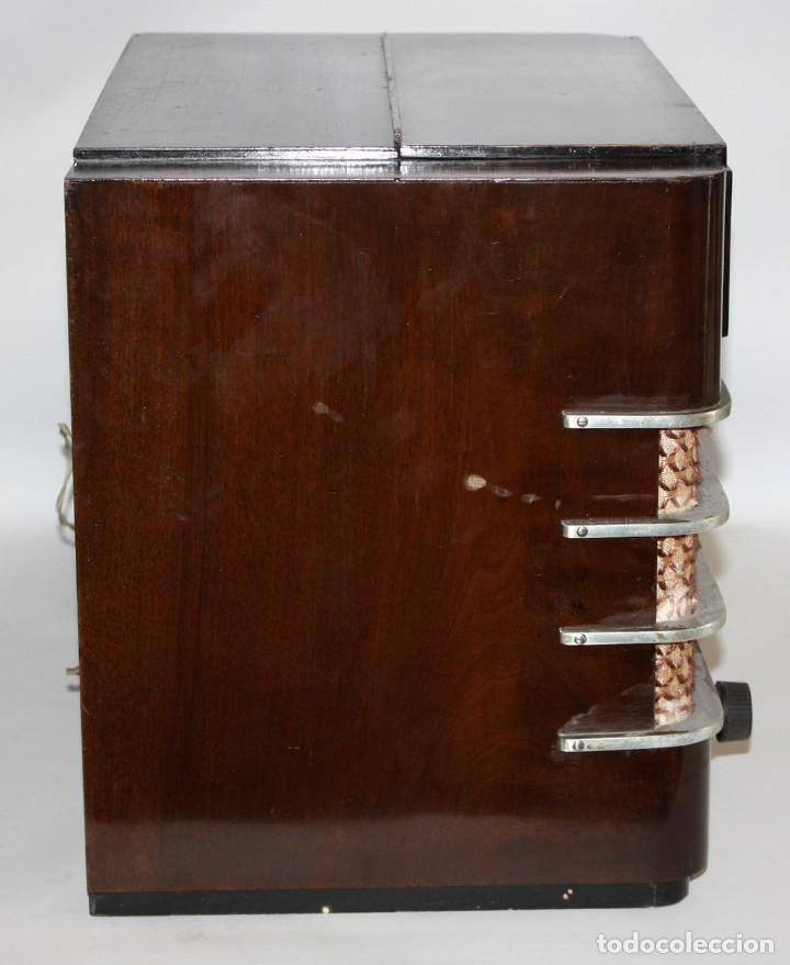 Radios de válvulas: RADIO SABA VILLINGEN (1936-37) ALEMANIA.S-442-WLK. - Foto 9 - 135385850