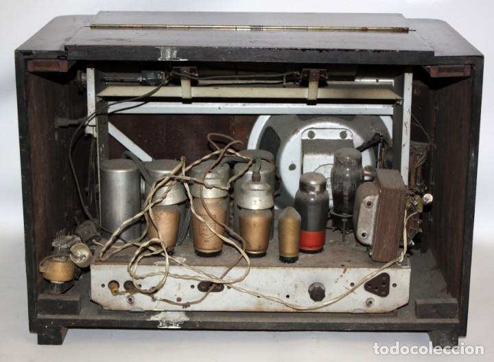 Radios de válvulas: RADIO SABA VILLINGEN (1936-37) ALEMANIA.S-442-WLK. - Foto 10 - 135385850