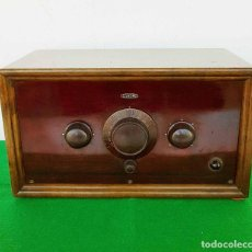 Radios de válvulas: RADIO LUXOR DEL AÑO 1930. Lote 135820034