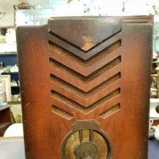 Radios de válvulas: MINDWEST RADIO CORPORATION - ESPECTACULAR PIEZA DE COLECCION PARA RESTAURAR. Lote 136021732