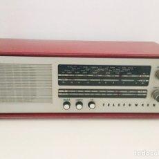 Radios de válvulas: TELEFUNKEN CAMPANELA. Lote 136092634
