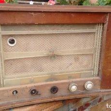 Radios de válvulas: RECEPTOR PHILIPS BE-631-A. Lote 136507226