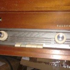 Radios de válvulas: TELEFUNKEN FA-2467-FM. Lote 136508786