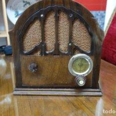 Radios de válvulas: RADIO DE CAPILLA SIGLOXX. Lote 136524650