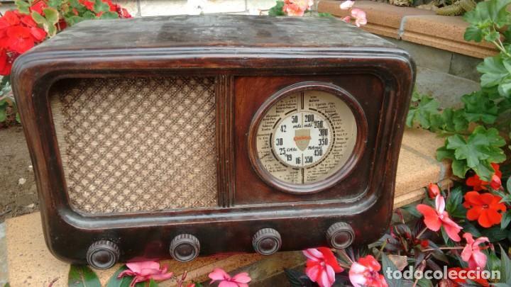 RADIO ONDINA (Radios, Gramófonos, Grabadoras y Otros - Radios de Válvulas)