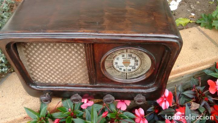 Radios de válvulas: Radio Ondina - Foto 3 - 180396637