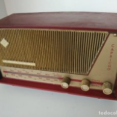 Radios de válvulas: ANTIGUA RADIO TELEFUNKEN, MODELO CAPRICHO. Lote 137215278