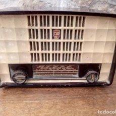Röhrenempfänger - Antigua radio marca Philips BE-252-V. Funciona - 137497406