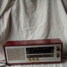 Radios de válvulas: RADIO MULTIFRECUENCIA TELEFUNKEN MOD CAMPANELA. Lote 195485920