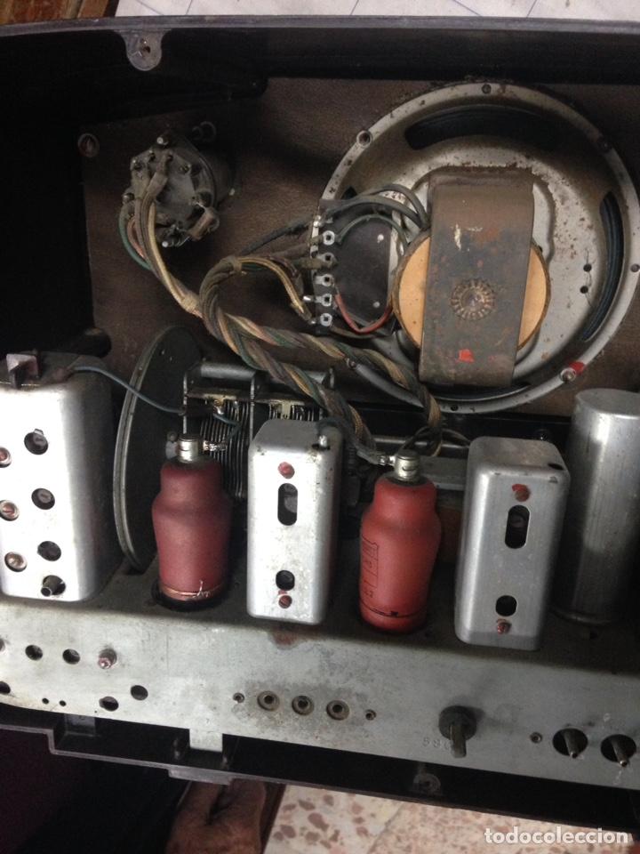 Radios de válvulas: Radio Marconi - Foto 10 - 26841334