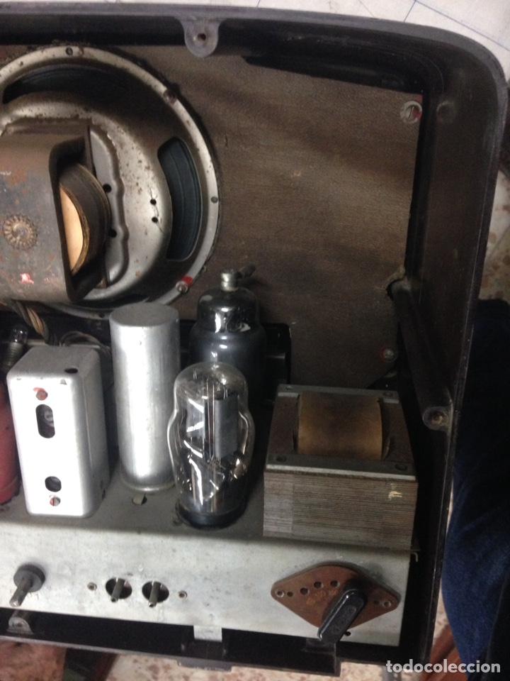 Radios de válvulas: Radio Marconi - Foto 11 - 26841334